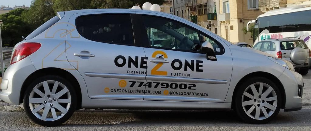 Car Driving Lessons One2One Driving Tuition